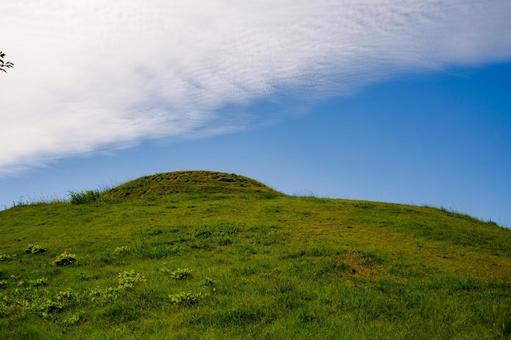 초원의 언덕