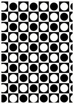 Geometric texture Othello