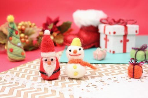 圣诞老人和雪人2