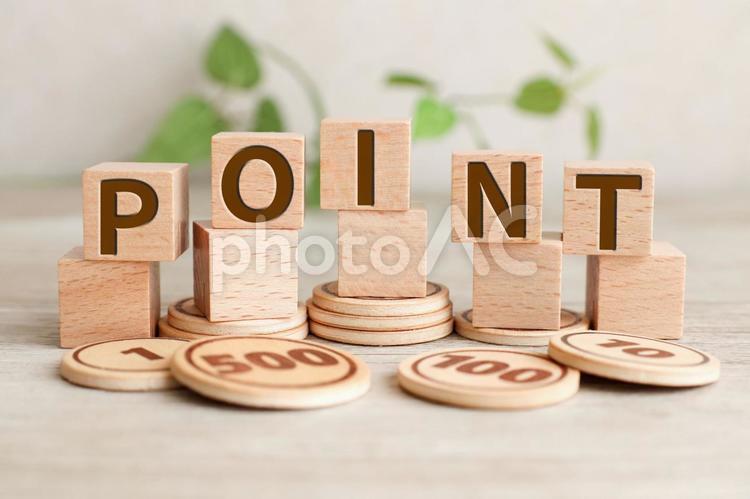 ポイント point  の写真
