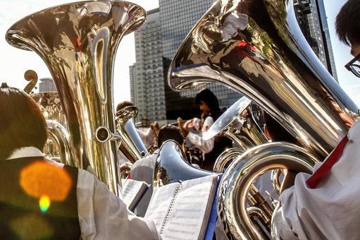 Brass band image 14