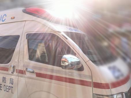 Emergency car 170422