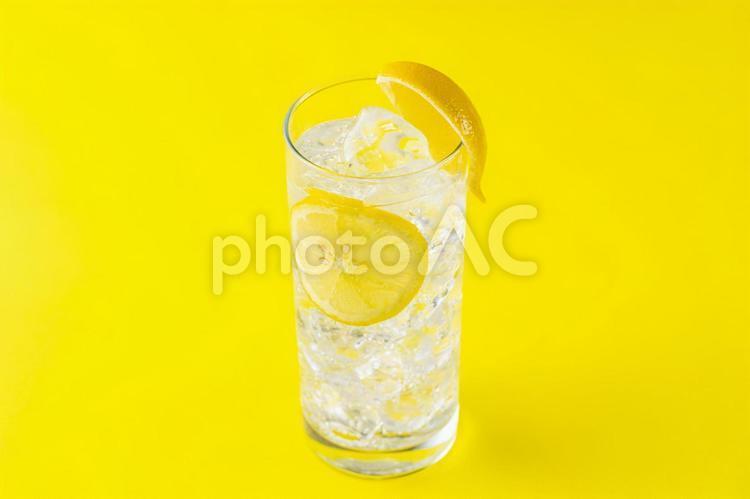 レモンサワーの写真画像の写真
