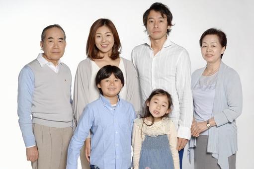 Three generations family 24