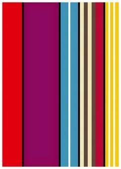 Scandinavian design red line