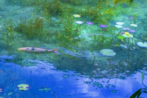 모네의 연못