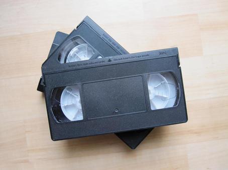 비디오 테이프 0210