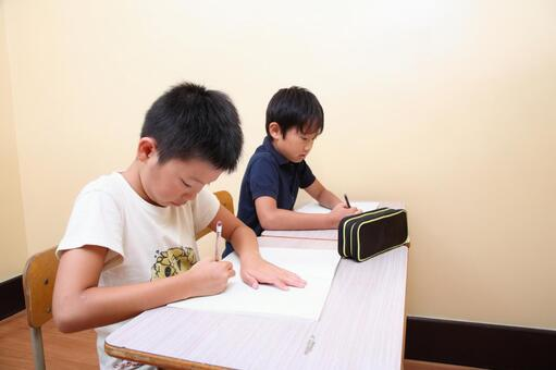 Children in class 1