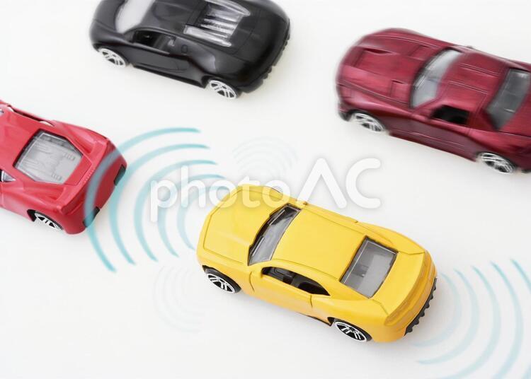自動運転・ドライブアシストのイメージの写真