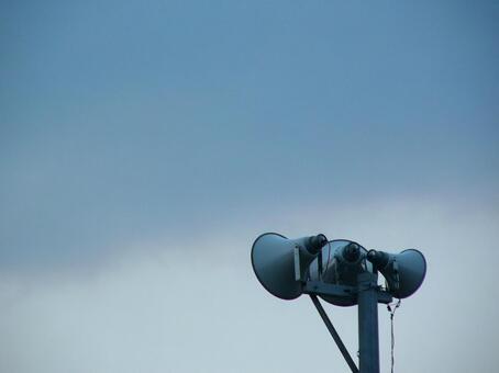 Disaster prevention wireless speaker 4