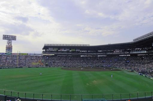 National High School Baseball Championships Summer Koshien 7