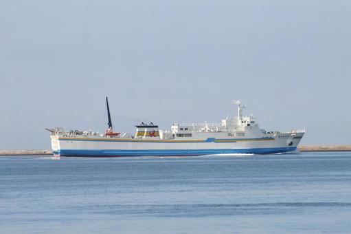 """Seikan Ferry """"Asakaze 21"""""""