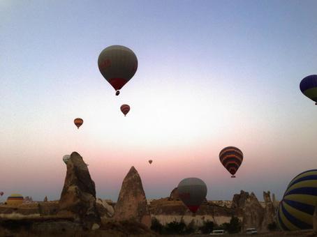 Cappadocia balloon 9