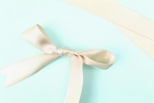 丝带金丝带质感缎带结