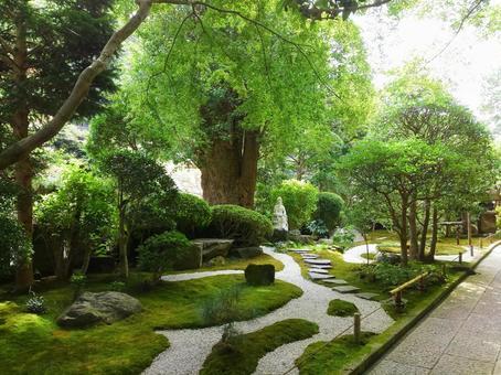 在鎌倉北國寺