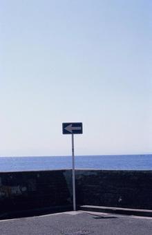 Sea and Arrow