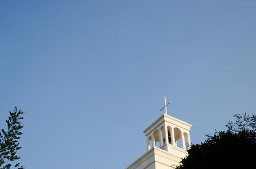 하얀 교회