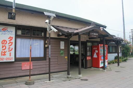 Shimocho Fukushima Station Building
