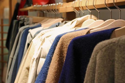 Apparel display winter clothing 2