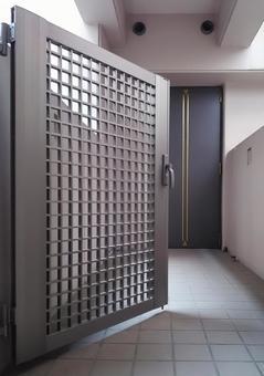 Condominium gate