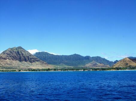 Hawaiian scenery 48