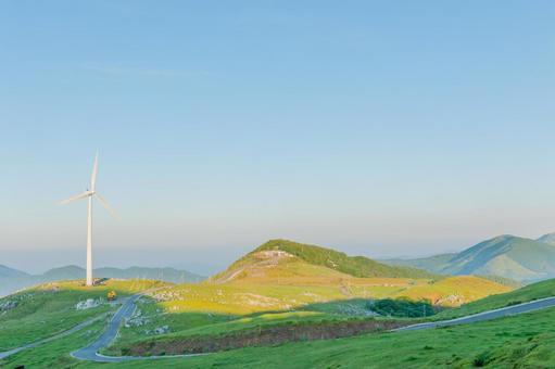 Shikoku Karst! Chaoyang in the sky road