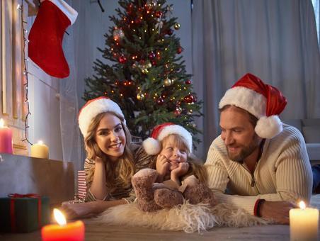 Relaxing family 3