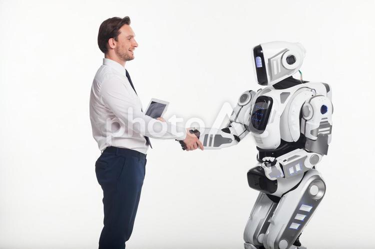 ロボット243の写真