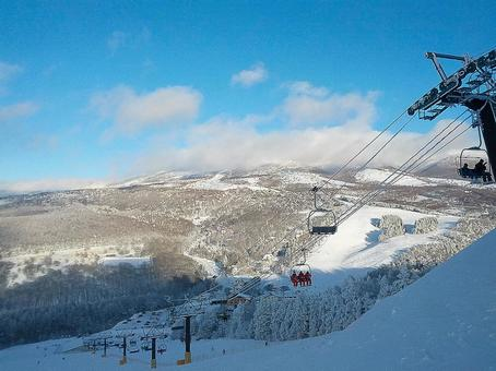 滑雪勝地2