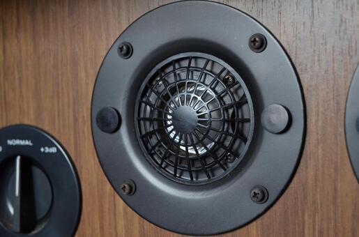 揚聲器的低音揚聲器3