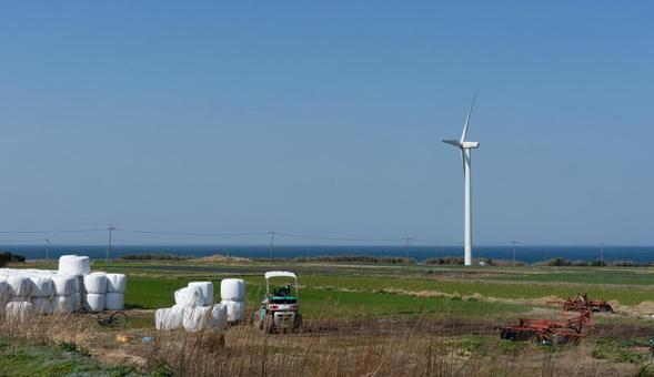 풍력 수평선