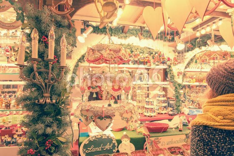 ドイツのクリスマスマーケット12の写真