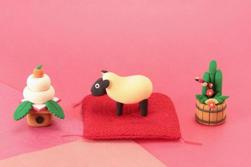 Zodiac sheep 106