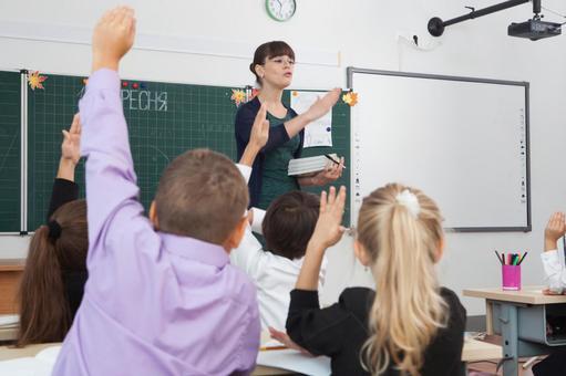 教师,小学生10节课