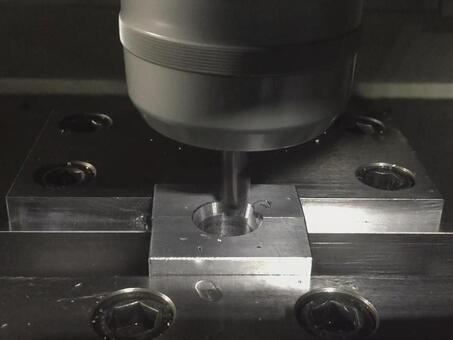 Chamfering using a ball end mill