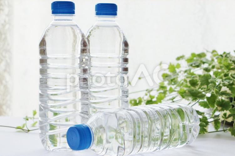 水 水分補給の写真