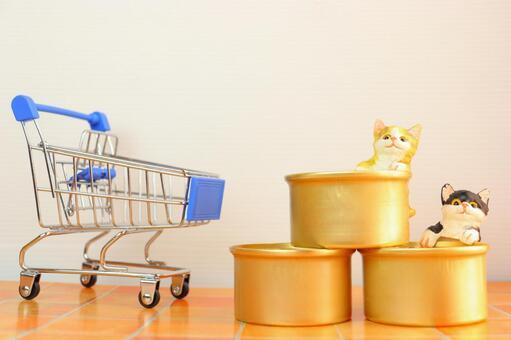 고양이 쇼핑