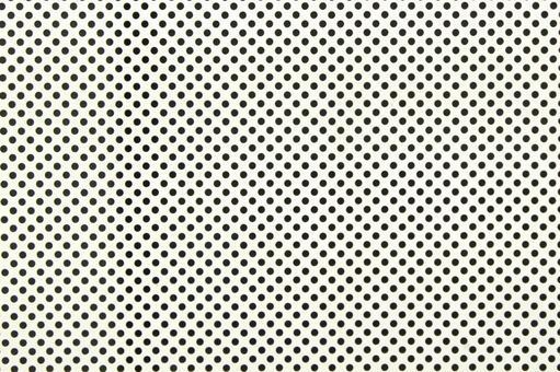 펀칭 메탈 흰색 1