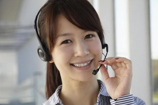 Japanese OL8 with headset