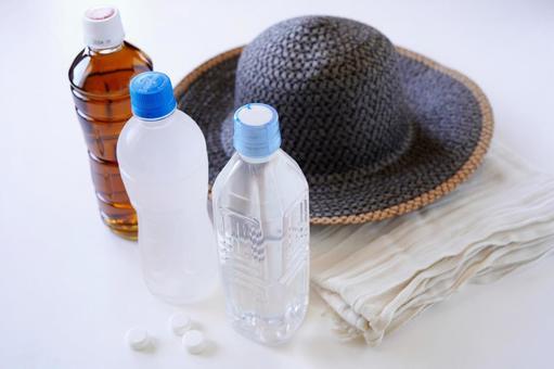 預防中暑和夏季高溫的措施