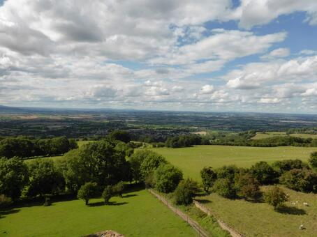 View from Broadway Tower