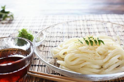 Chilled noodles