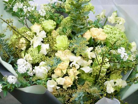 Haru's bouquet