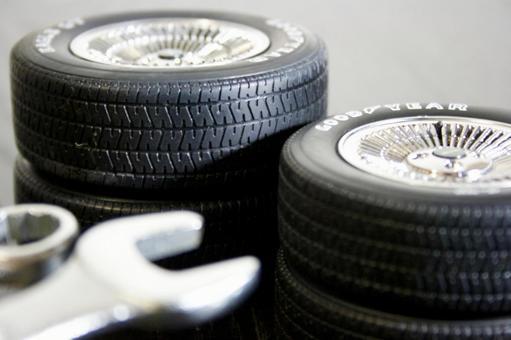 轮胎更换2