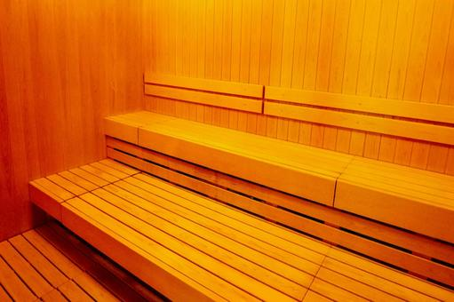 High temperature sauna image