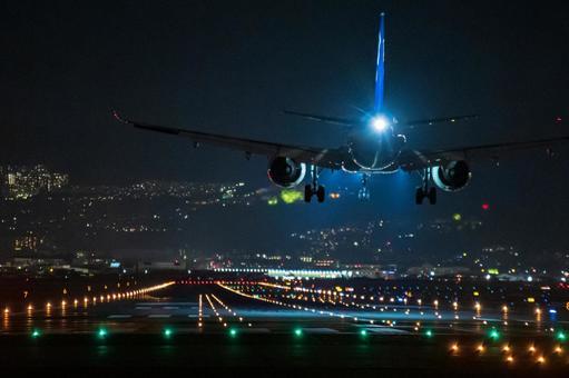 Airport Plane (Itami Airport) 87