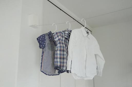 Laundry room drying