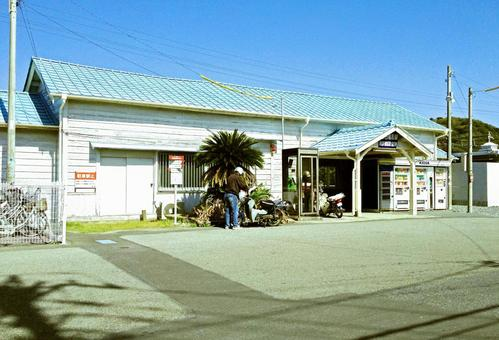 Countryside station building # 2