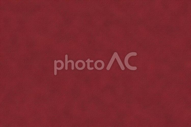 背景素材 ー プリズムレザー(角シボ型押し牛革)/赤・レッドの写真