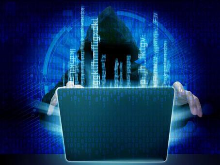 Hacker who controls a PC